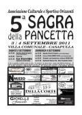 La 5� Sagra della Pancetta
