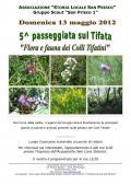 Traversando il Tifata - 2012